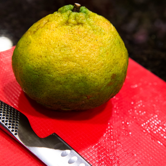 not so Ugli , Ugli fruit
