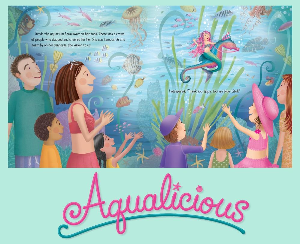 Aqualicious aquarium